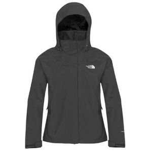 North Face Upland HyVent waterproof shell jacket